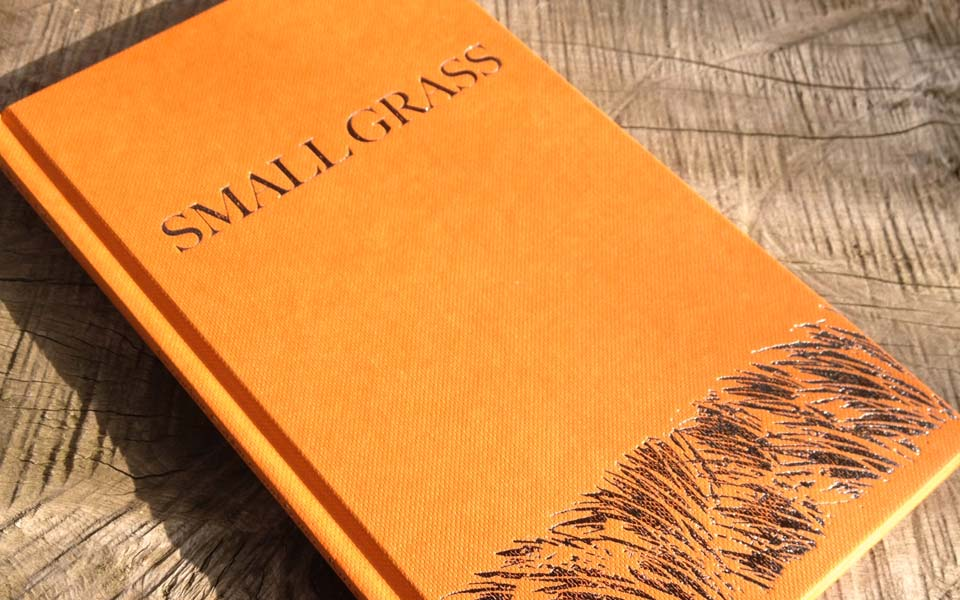 Small Grass hardback book